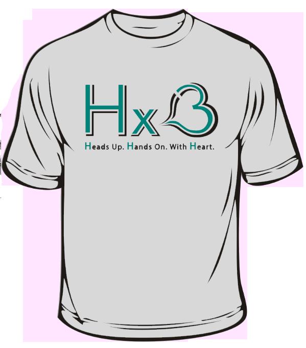 3xH_t-shirt